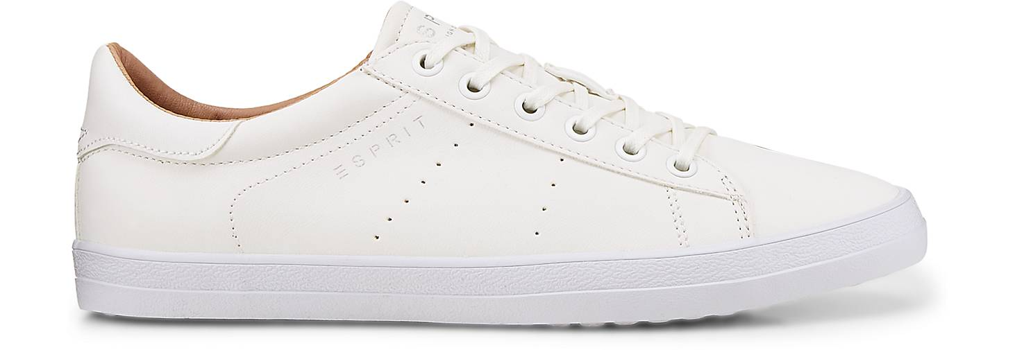 Sneaker Damen Miana creme Weiß Up Lace pnYgYSdq