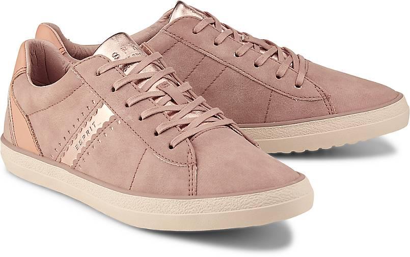 Esprit High Top Sneaker Damen, rosa