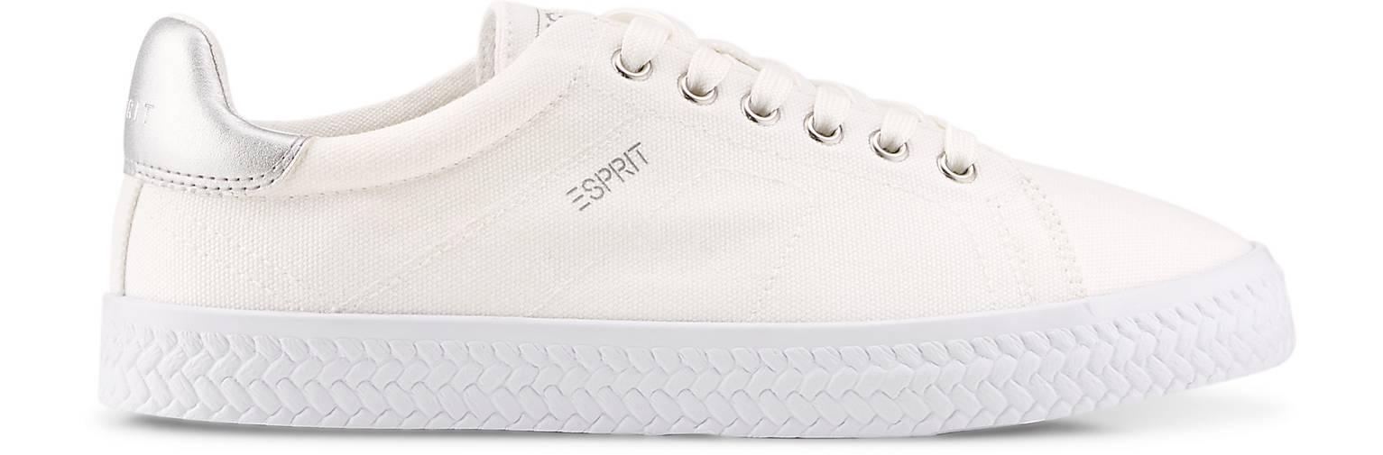 Weiß Lace Damen Up Sneaker Netta wv6qx0Rxp