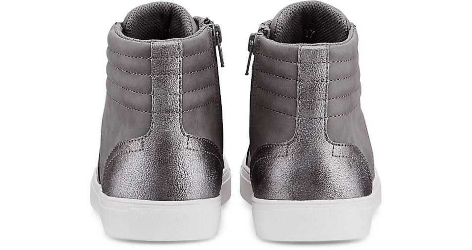 Grau Nicolette Damen Grau Damen Nicolette dunkel Sneaker Sneaker PwTqUqZ