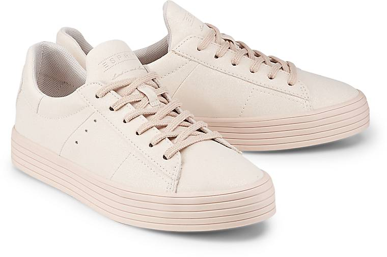 57dead4abb9c07 Esprit Sneaker SITA GLITTER in beige kaufen - 47148401
