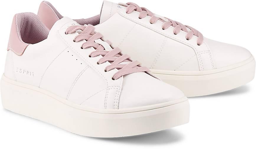 Esprit Trend-Sneaker ELDA LU