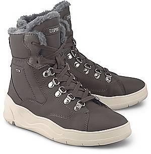 Esprit, Winter-Boots Gussie F in grau, Boots für Damen