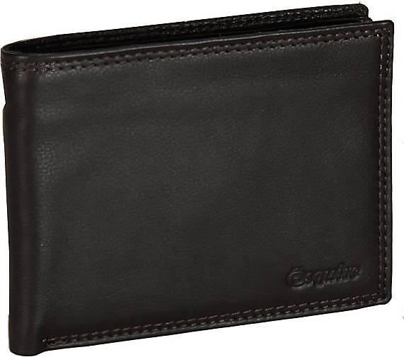 Esquire Duo Geldbörse Leder 12,5 cm