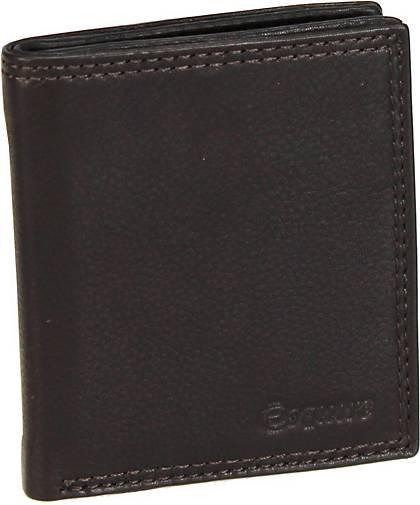 Esquire Duo Geldbörse Leder 8,5 cm