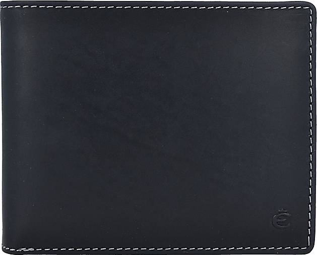 Esquire Esquire Dallas Geldbörse Leder 12 cm