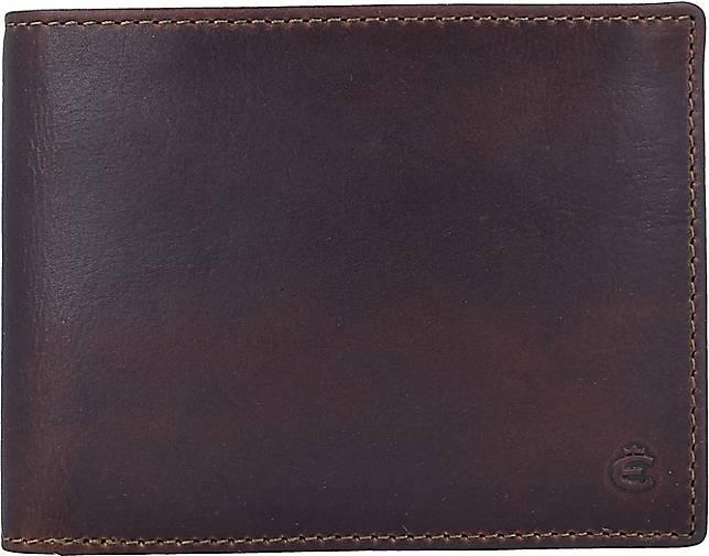 Esquire Esquire Dallas Geldbörse Leder 12,5 cm