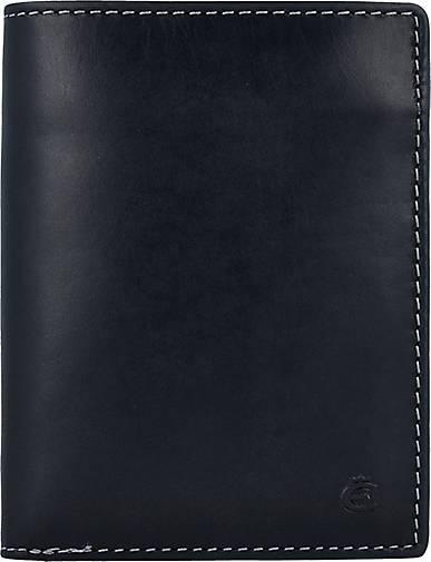 Esquire Esquire Dallas Geldbörse Leder 9 cm