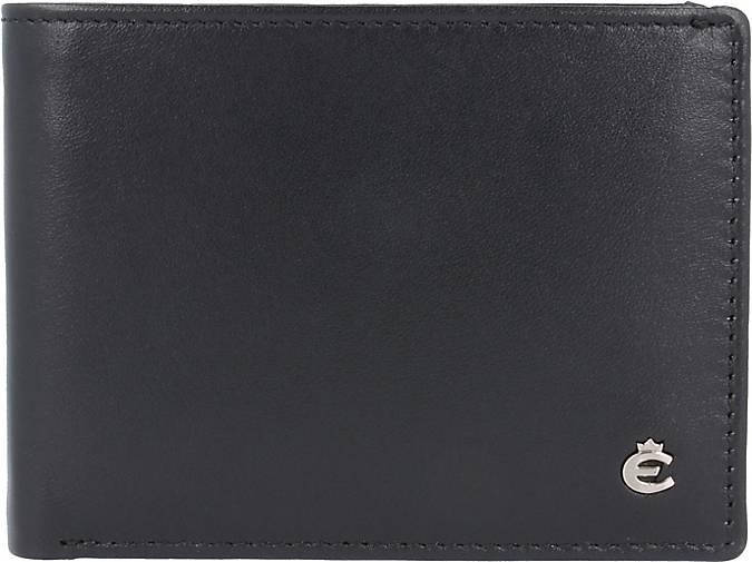 Esquire Harry Geldbörse Leder 10,5 cm
