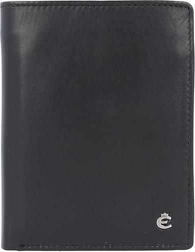 Esquire Harry Geldbörse Leder 9,3 cm