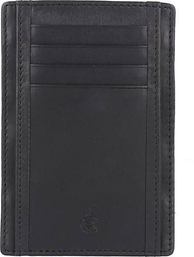 Esquire Harry Kombibörse Leder 9 cm
