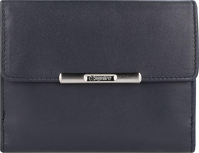 Esquire Helena Geldbörse Leder 12 cm