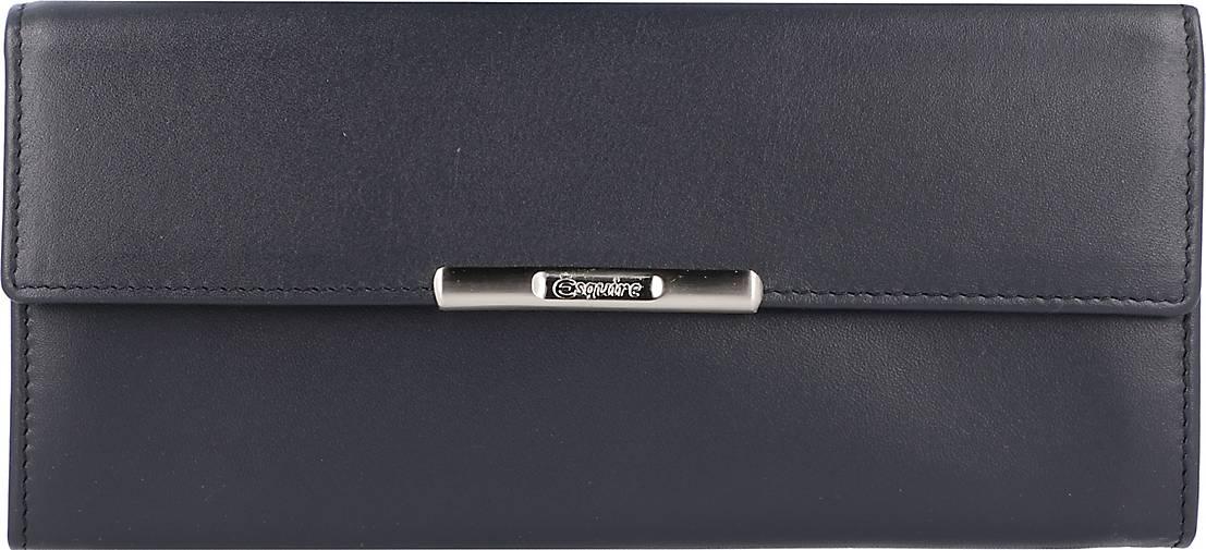 Esquire Helena Geldbörse Leder 18 cm