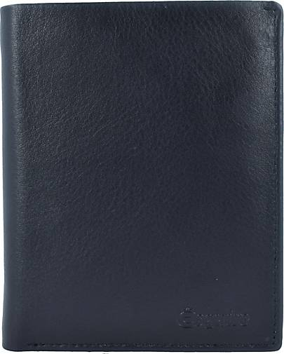 Esquire New Line Geldbörse RFID Leder 10 cm