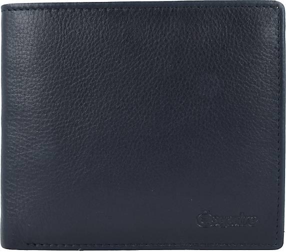 Esquire New Line Geldbörse RFID Leder 11,5 cm
