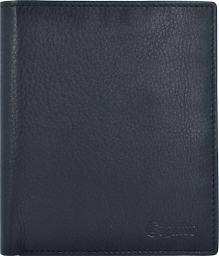 Esquire New Line Kartenetui RFID Leder 10 cm