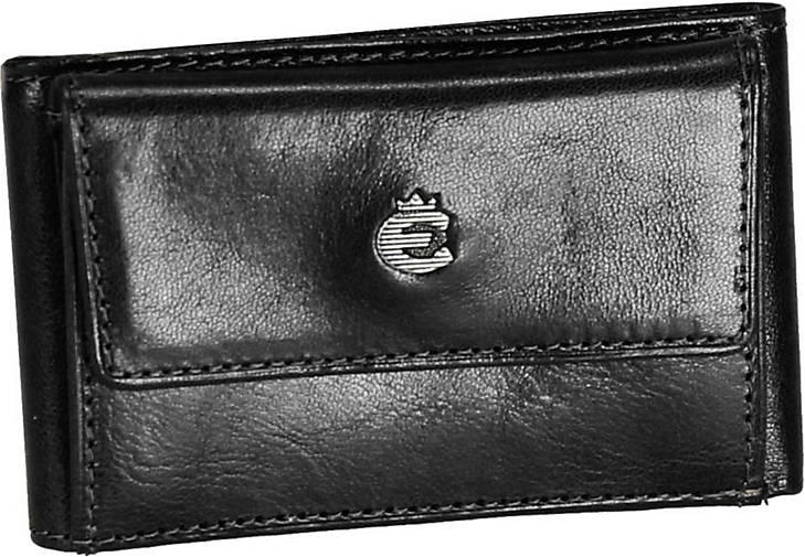 Esquire Toscana Damengeldbörse Leder 9,5 cm