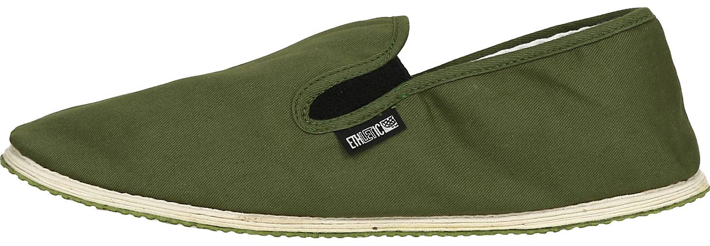 Ethletic Fair Fighter Classic Camping Green