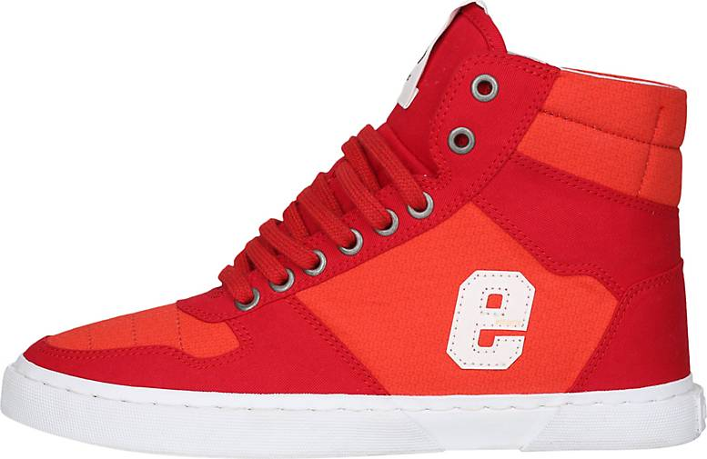 Ethletic Fair Sneaker Hiro Collection 18 Grid Red