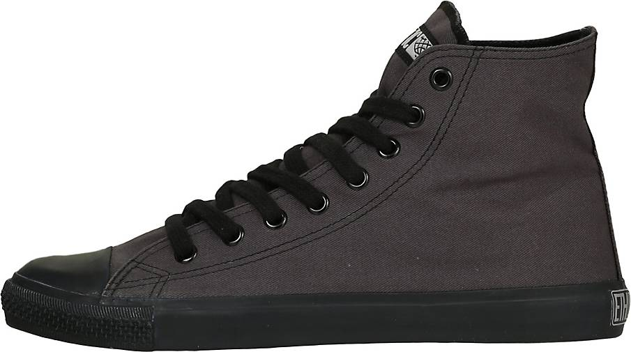 Ethletic Fair Trainer Black Cap Hi Cut Classic