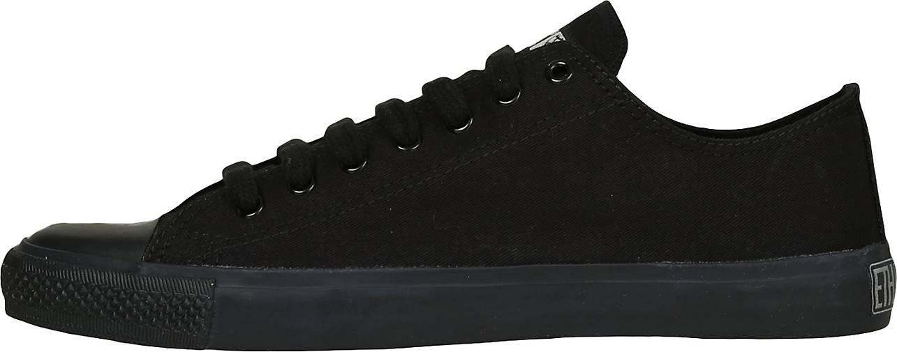 Ethletic Sneaker Fair Trainer Black Cap Lo Cut Classic