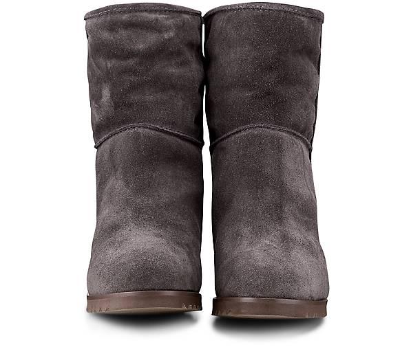 FABIO RUSCONI - Keil-Stiefelette in grau-dunkel kaufen - RUSCONI 46781802 | GÖRTZ fae699