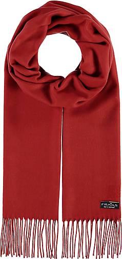 FRAAS Cashmink®-Schal mit Fransen - Made in Germany