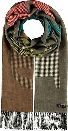 FRAAS Cashmink®-Schal mit LOVE-Statement - Made in Germany