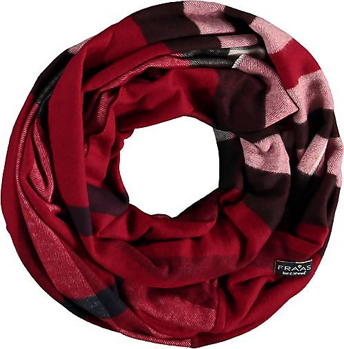 FRAAS Cashmink®-Snood - The FRAAS Plaid - Made in Germany