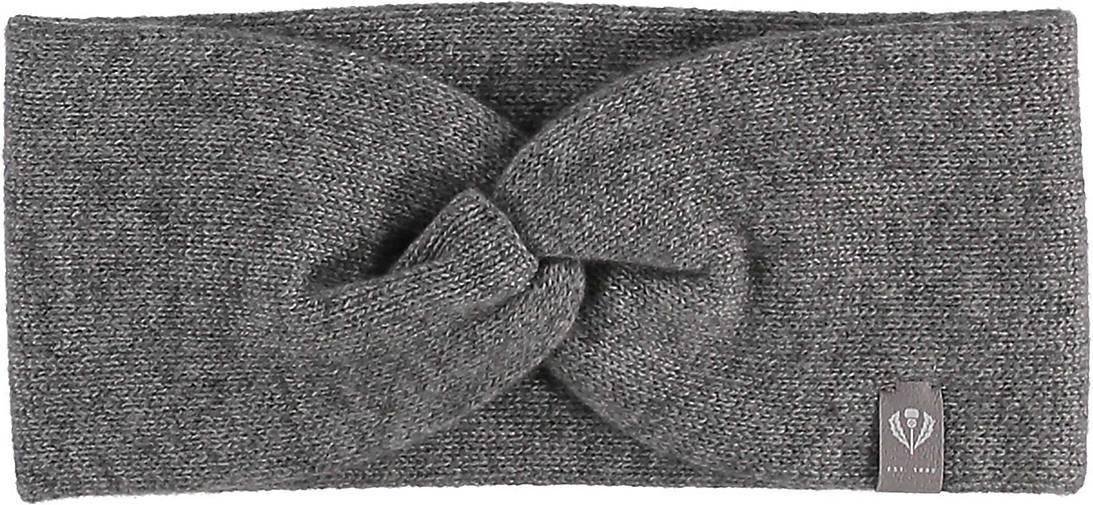 FRAAS Strickstirnband aus reinem Kaschmir