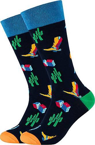 FUN Socks Socken Cowboy im praktischen 2er Pack