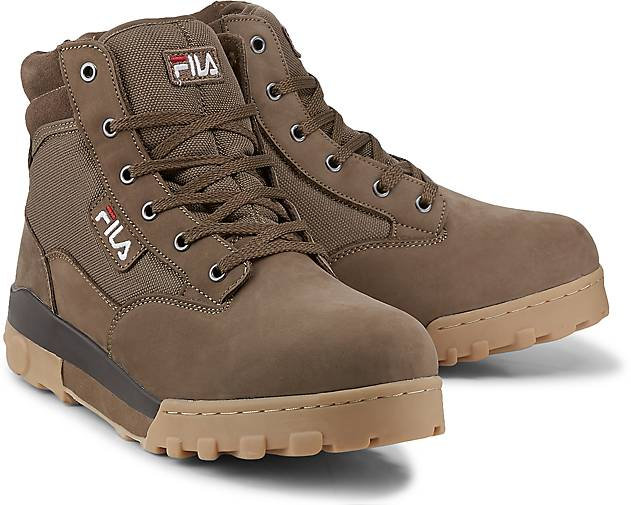 Boots GRUNGE MID