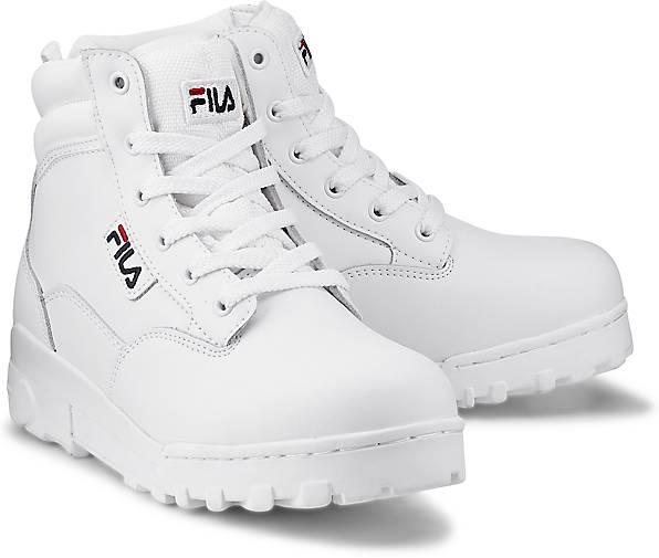 Fila Schnür-Boots GRUNGE