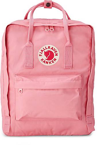 fjallraven kanken rucksack groß pink