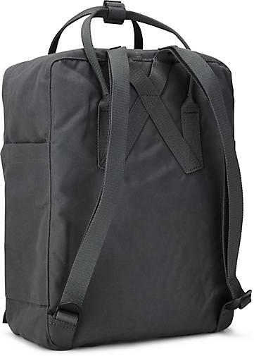 Fjällräven kaufen Rucksack RE-KÄNKEN in grau-dunkel kaufen Fjällräven - 45519701 | GÖRTZ Gute Qualität beliebte Schuhe 29c7b7