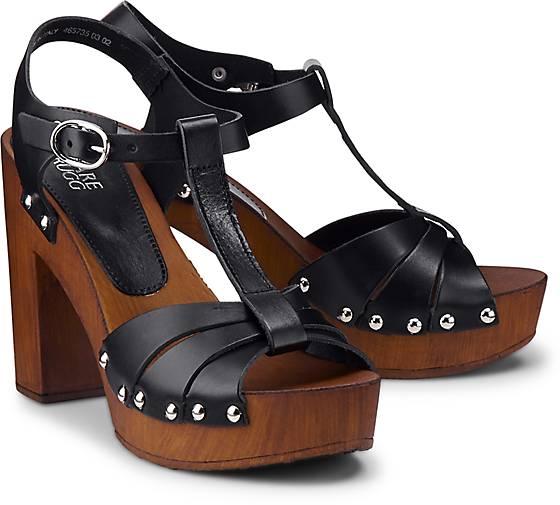 Flare & Brugg Clogs-Sandalette