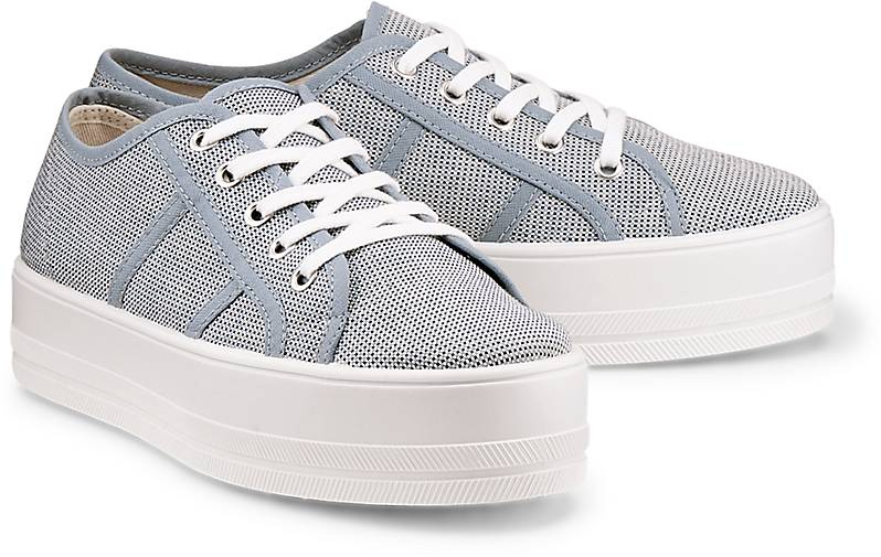 Flare & Brugg Plateau-Sneaker blau-hell Damen Billig Verkauf 2018 Neueste Bestes Geschäft Zu Bekommen Perfekt Freies Verschiffen Billig Tc1wew0u60