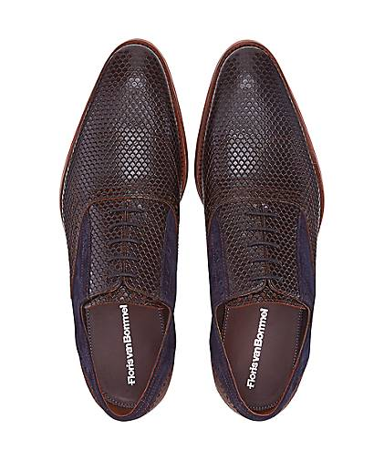 Floris van Bommel Business-Schnürschuh in schwarz GÖRTZ kaufen - 47136001 | GÖRTZ schwarz Gute Qualität beliebte Schuhe 16ccc3