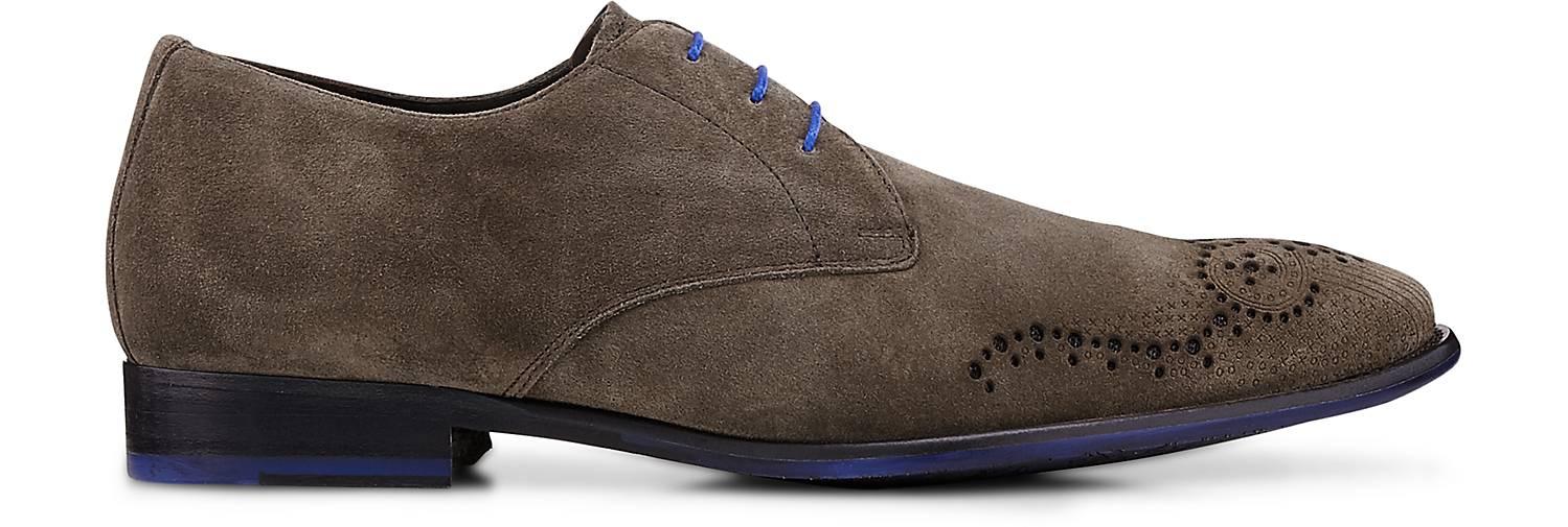 Floris van Bommel Business-Schnürschuh Business-Schnürschuh Business-Schnürschuh in taupe kaufen - 47825201 | GÖRTZ Gute Qualität beliebte Schuhe 93a04d