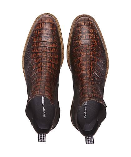 Floris van Bommel Chelsea Boot in rot GÖRTZ kaufen - 47821301 | GÖRTZ rot Gute Qualität beliebte Schuhe f0990b