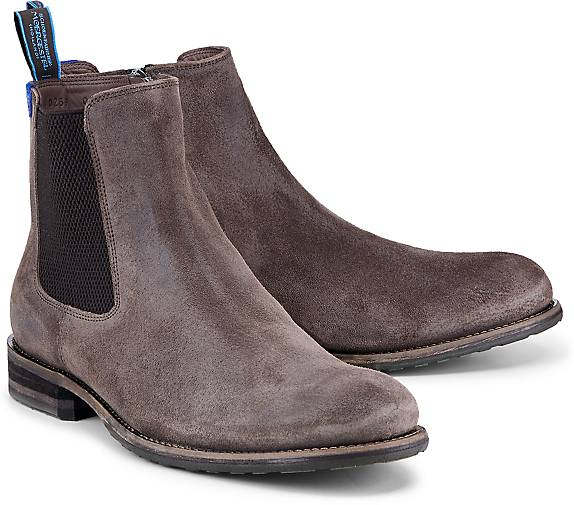102d4a1e1f0fb1 Floris van Bommel Chelsea Boots in braun-dunkel kaufen - 47823901 ...