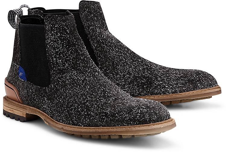 Floris van Bommel Chelsea-Boots in grau-dunkel kaufen - 47821501   GÖRTZ 35eb8c646d