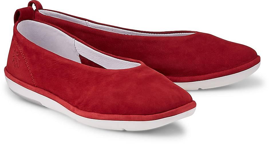 Fly London Ballerina CROT in rot rot rot kaufen - 48413302 GÖRTZ Gute Qualität beliebte Schuhe 8daf01