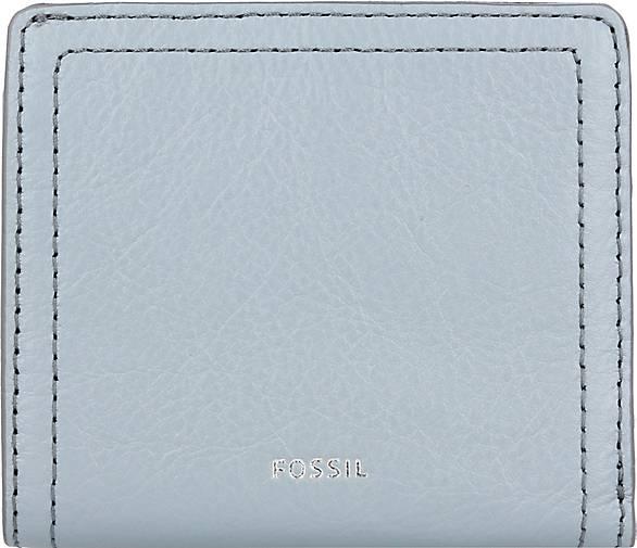 Fossil Logan Geldbörse RFID Leder 10 cm