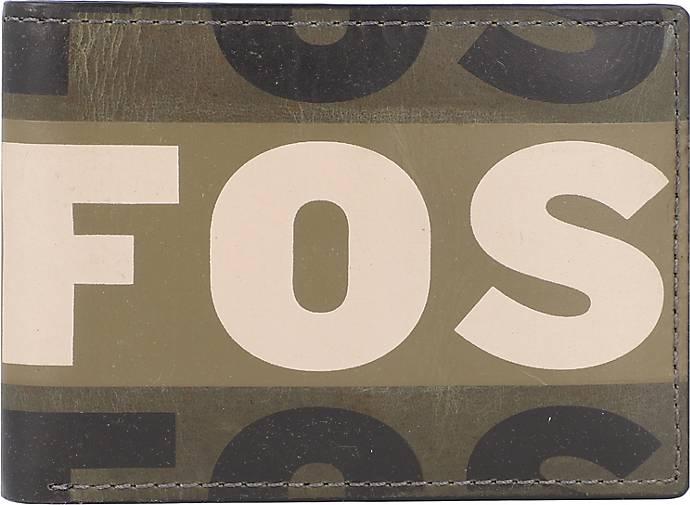 Fossil Maury Geldbörse Leder 11 cm