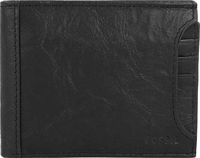 Fossil Neel Geldbörse Leder 11 cm