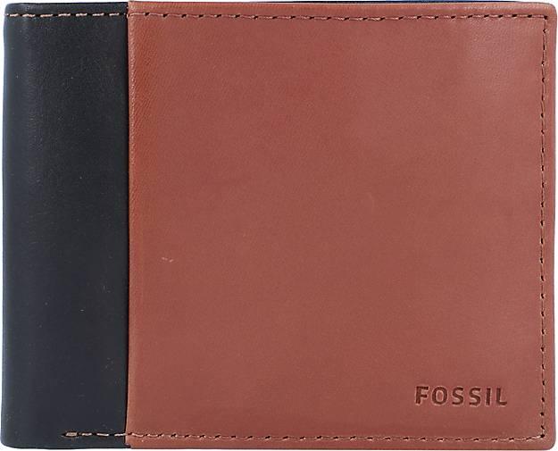 Fossil Ward Geldbörse RFID Leder 11 cm