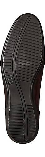 Franceschetti Leder-Schnürer 43152802 in braun-dunkel kaufen - 43152802 Leder-Schnürer | GÖRTZ Gute Qualität beliebte Schuhe 779a58