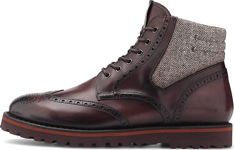 Franceschetti Schnür-Boots OLD ENGLAND