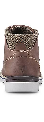 Fretz Men Schnür-Boots COOPER in braun-mittel GÖRTZ kaufen - 45878301 | GÖRTZ braun-mittel Gute Qualität beliebte Schuhe d1e04b